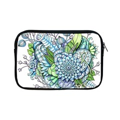 Peaceful Flower Garden 2 Apple iPad Mini Zippered Sleeve