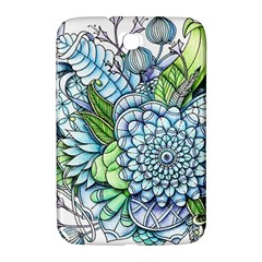Peaceful Flower Garden 2 Samsung Galaxy Note 8.0 N5100 Hardshell Case