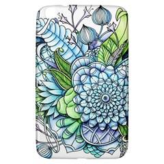 Peaceful Flower Garden 2 Samsung Galaxy Tab 3 (8 ) T3100 Hardshell Case