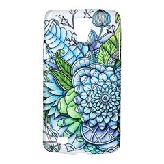Peaceful Flower Garden 2 Samsung Galaxy S4 Active (I9295) Hardshell Case