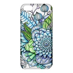 Peaceful Flower Garden 2 Apple Iphone 5c Hardshell Case