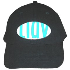 Tidy Bitcheslarge1 Fw Black Baseball Cap