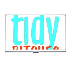 Tidy Bitcheslarge1 Fw Business Card Holder