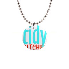 Tidy Bitcheslarge1 Fw Button Necklace