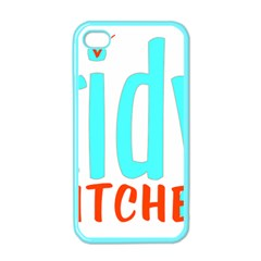 Tidy Bitcheslarge1 Fw Apple Iphone 4 Case (color)