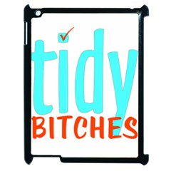 Tidy Bitcheslarge1 Fw Apple iPad 2 Case (Black)