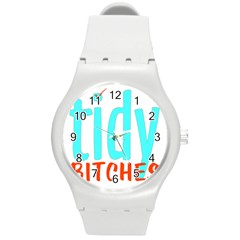 Tidy Bitcheslarge1 Fw Plastic Sport Watch (medium)