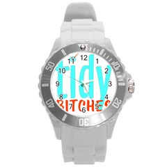Tidy Bitcheslarge1 Fw Plastic Sport Watch (Large)