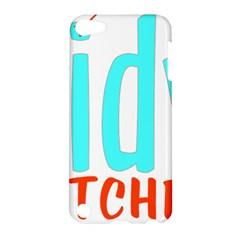 Tidy Bitcheslarge1 Fw Apple iPod Touch 5 Hardshell Case