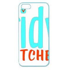 Tidy Bitcheslarge1 Fw Apple Seamless iPhone 5 Case (Color)