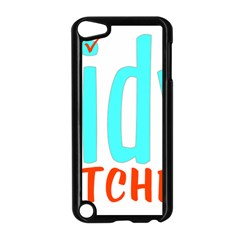 Tidy Bitcheslarge1 Fw Apple iPod Touch 5 Case (Black)