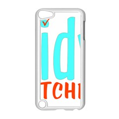 Tidy Bitcheslarge1 Fw Apple iPod Touch 5 Case (White)