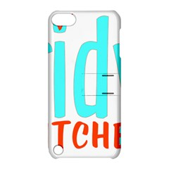 Tidy Bitcheslarge1 Fw Apple Ipod Touch 5 Hardshell Case With Stand
