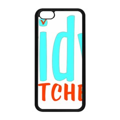 Tidy Bitcheslarge1 Fw Apple Iphone 5c Seamless Case (black)