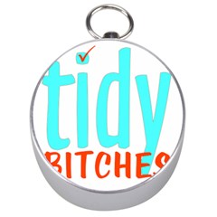 Tidy Bitcheslarge1 Fw Silver Compass