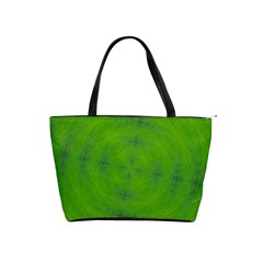 Go Green Kaleidoscope Large Shoulder Bag