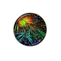 Exploding Fireworks Golf Ball Marker 10 Pack (for Hat Clip)