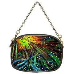 Exploding Fireworks Chain Purse (one Side)