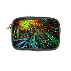 Exploding Fireworks Coin Purse