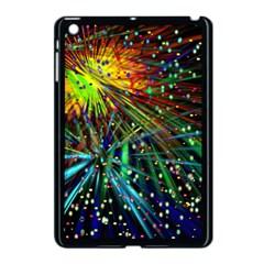 Exploding Fireworks Apple iPad Mini Case (Black)