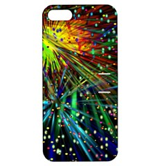 Exploding Fireworks Apple iPhone 5 Hardshell Case with Stand