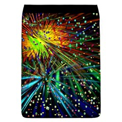 Exploding Fireworks Removable Flap Cover (large)