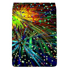 Exploding Fireworks Removable Flap Cover (Small)