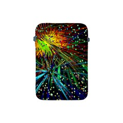 Exploding Fireworks Apple Ipad Mini Protective Sleeve