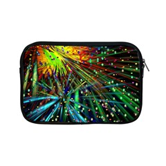 Exploding Fireworks Apple iPad Mini Zippered Sleeve