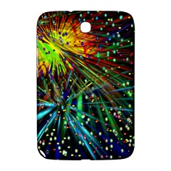 Exploding Fireworks Samsung Galaxy Note 8.0 N5100 Hardshell Case