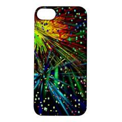 Exploding Fireworks Apple Iphone 5s Hardshell Case