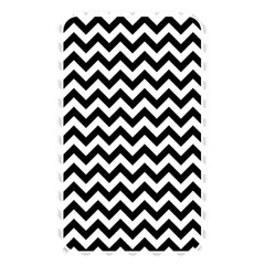 Black And White Zigzag Memory Card Reader (Rectangular)