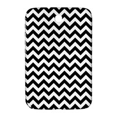 Black And White Zigzag Samsung Galaxy Note 8.0 N5100 Hardshell Case