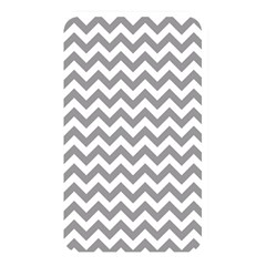 Grey And White Zigzag Memory Card Reader (rectangular)