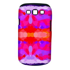 Purple, Pink And Orange Tie Dye  By Celeste Khoncepts Com Samsung Galaxy S III Classic Hardshell Case (PC+Silicone)