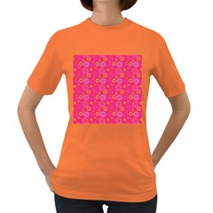Psychedelic Kaleidoscope Women s T Shirt (colored)