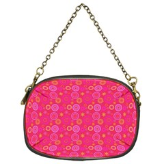 Psychedelic Kaleidoscope Chain Purse (One Side)
