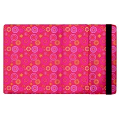 Psychedelic Kaleidoscope Apple iPad 3/4 Flip Case