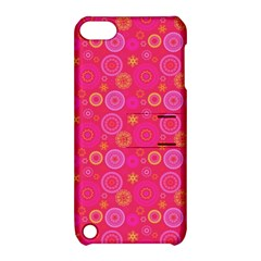 Psychedelic Kaleidoscope Apple Ipod Touch 5 Hardshell Case With Stand