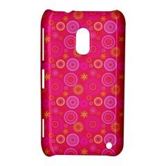 Psychedelic Kaleidoscope Nokia Lumia 620 Hardshell Case