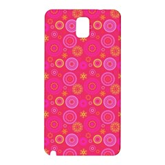 Psychedelic Kaleidoscope Samsung Galaxy Note 3 N9005 Hardshell Back Case