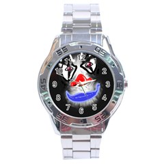 Sketch27420539 Stainless Steel Watch