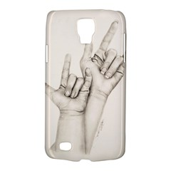 I Love You Samsung Galaxy S4 Active (I9295) Hardshell Case