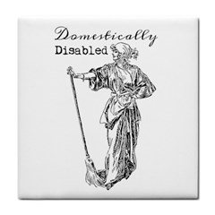 Domestically Disabled Ceramic Tile