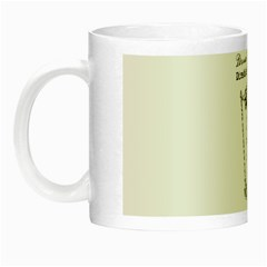 Domestically Disabled Glow in the Dark Mug