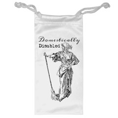 Domestically Disabled Jewelry Bag