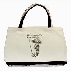Domestically Disabled Classic Tote Bag