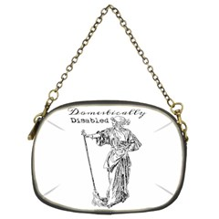 Domestically Disabled Chain Purse (two Sided)