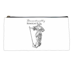 Domestically Disabled Pencil Case