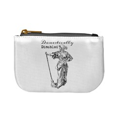 Domestically Disabled Coin Change Purse